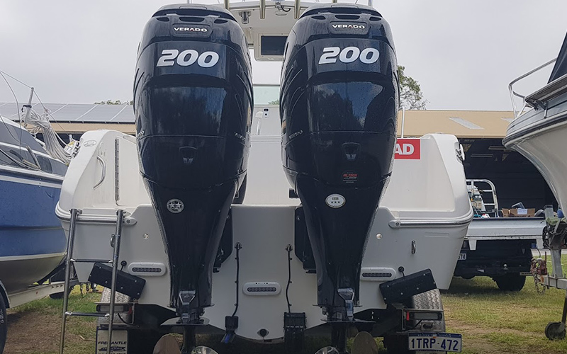 Outboard Boat Motor Service