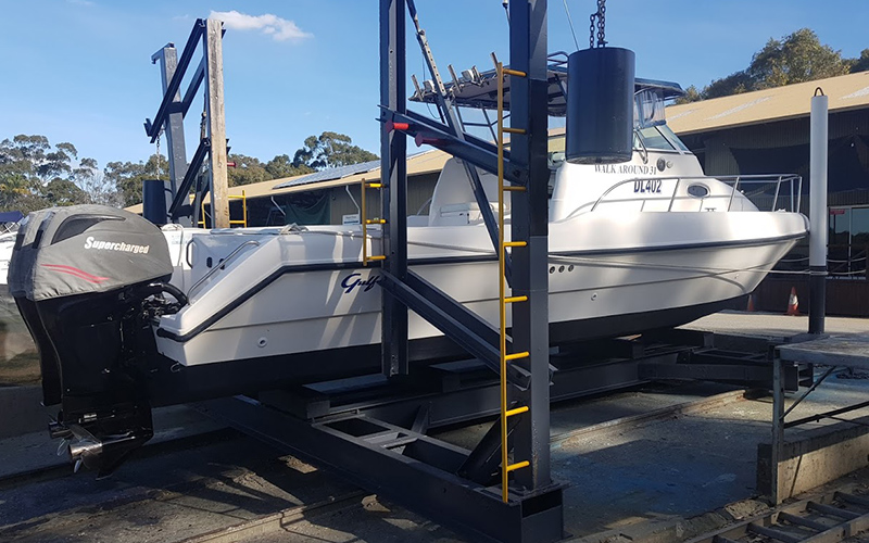 Boat Log Book Services Perth